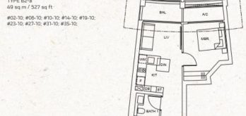 one-pearl-bank-floor-plan-1-bedroom-b2a-singapore