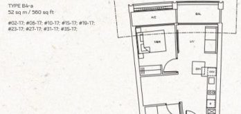 one-pearl-bank-floor-plan-1-bedroom-b4a-singapore
