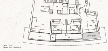 one-pearl-bank-floor-plan-3-bedroom-d1a-singapore