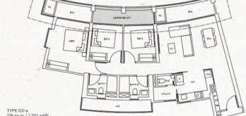one-pearl-bank-floor-plan-3-bedroom-d3a-singapore